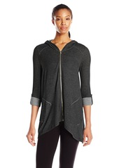 Calvin Klein Performance Women's Sharkbite Hooded Jacket