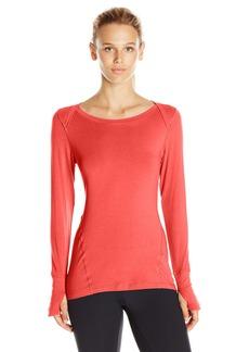 Calvin Klein Performance Women's Shirred Back Tee
