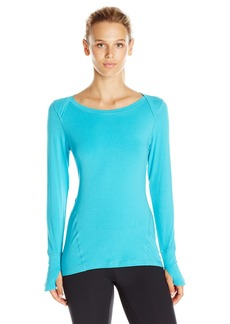 Calvin Klein Performance Women's Shirred Back Tee