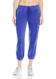 Calvin Klein Performance Women's Slim Fit Fleece Crop Sweatpant