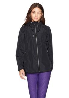 Calvin Klein Performance Women's Spectator Crossover Back Jacket