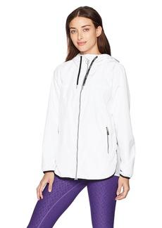 Calvin Klein Performance Women's Spectator Crossover Back Jacket  L