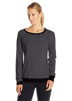 Calvin Klein Performance Women's Striped Tee