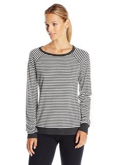 Calvin Klein Performance Women's Striped Tee