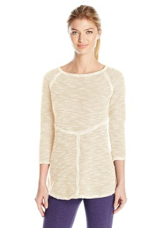 Calvin Klein Performance Women's Textured Knit Top