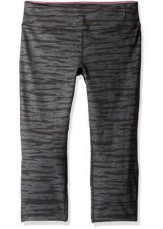 Calvin Klein Performance Women's Textured Print Crop Legging