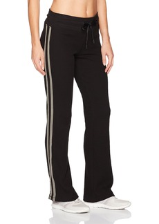 Calvin Klein Performance Women's Track Pant W Side Zip  L
