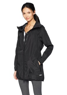 Calvin Klein Performance Women's Walker Jacket Packable into Backpack