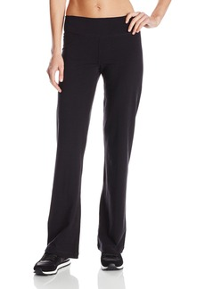 Calvin Klein Performance Women's Wide Waist Straight Leg Pant