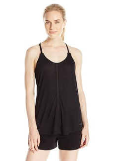 Calvin Klein Performance Women's Workout Tank with Mesh