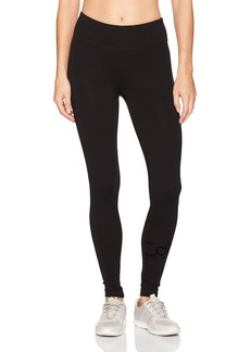 Calvin Klein Performance Women's Wrap-Around Logo F/l Legging  M
