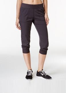 Calvin Klein Performance Woven Cropped Pants