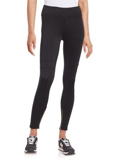 CALVIN KLEIN PERFORMANCE Zip-Cuff Athletic Pants