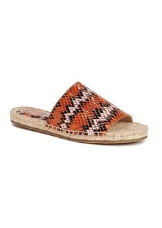 """Calvin Klein """"Pessa"""" Espadrille Slide Sandals"""