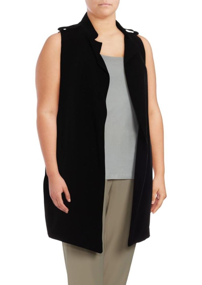 Calvin Klein Open Front Vest