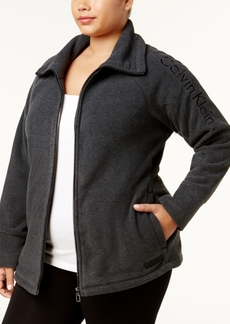 Calvin Klein Performance Plus Size Active Jacket