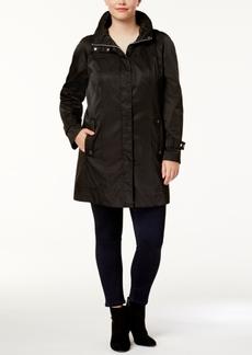 Calvin Klein Plus Size Lightweight Anorak Jacket