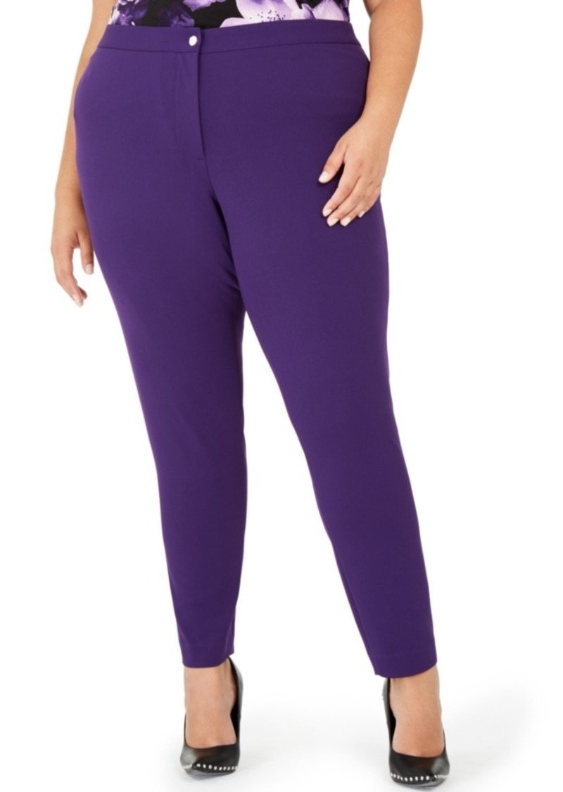 Calvin Klein Plus Size Highline Skinny Pants