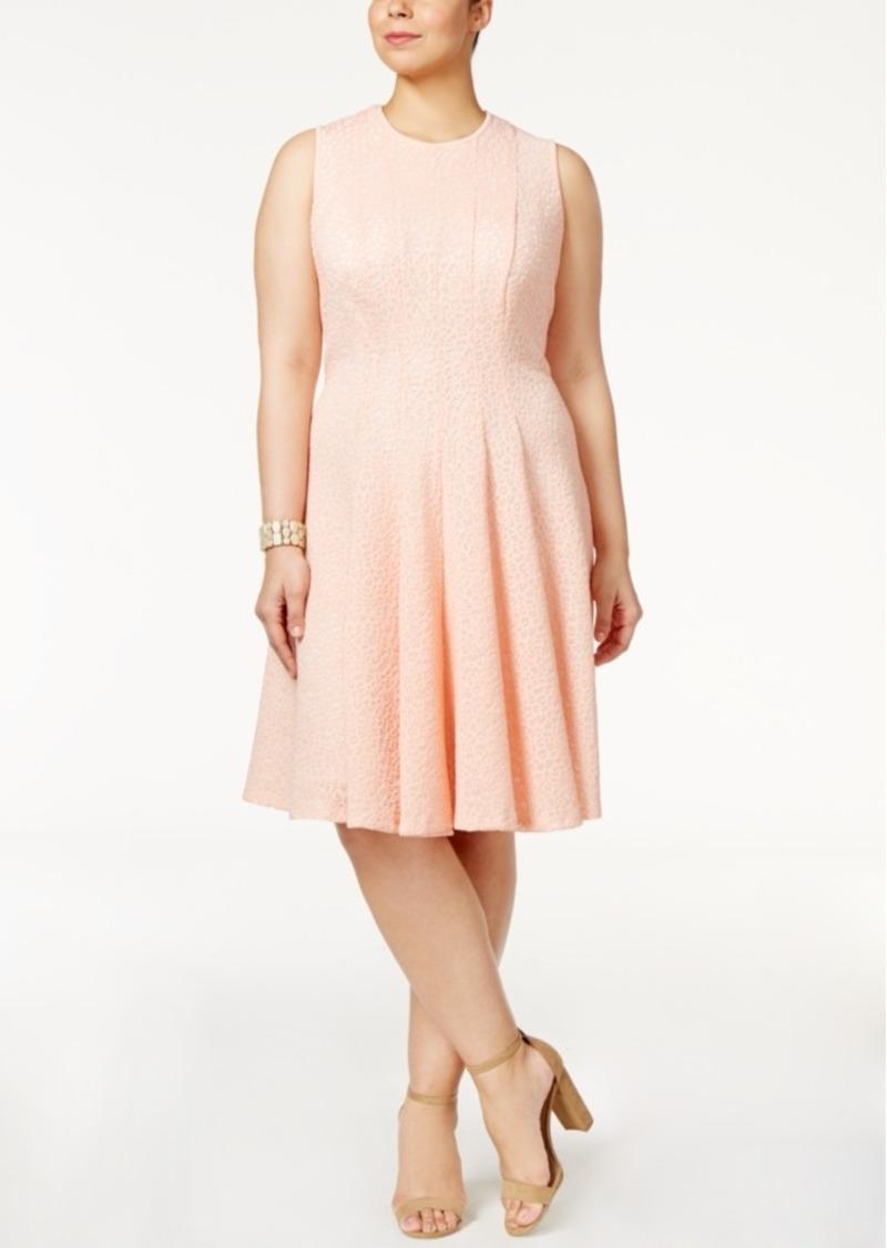 Calvin Klein Plus Size Dresses