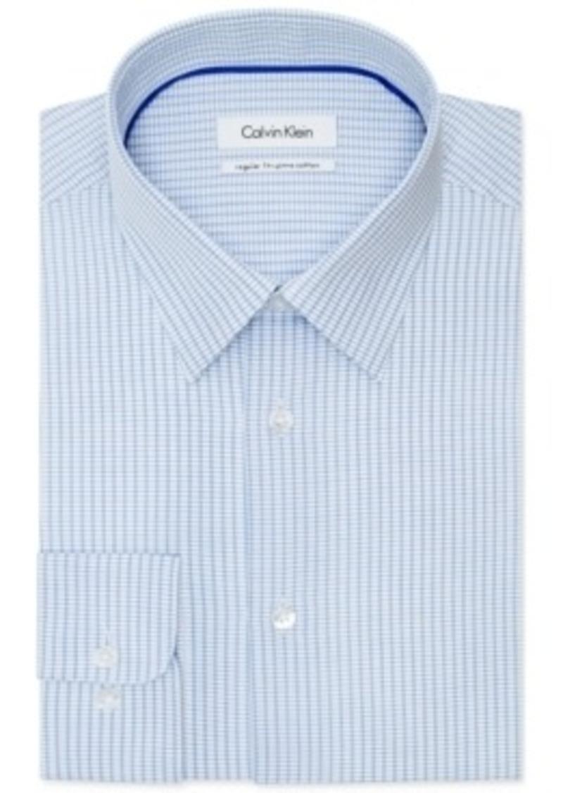 Calvin Klein Calvin Klein Pond Check Dress Shirt Now 24