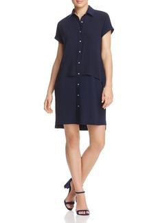 Calvin Klein Popover Shirt Dress