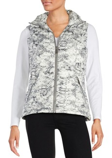 Calvin Klein Printed Puffer Vest