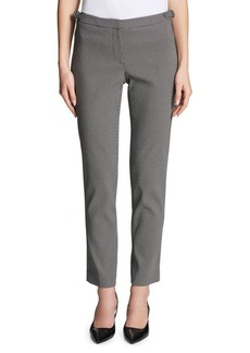 Calvin Klein Printed Side Tap Pants