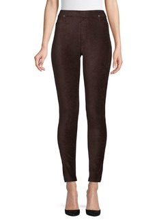 Calvin Klein Pull-On Corduroy Leggings
