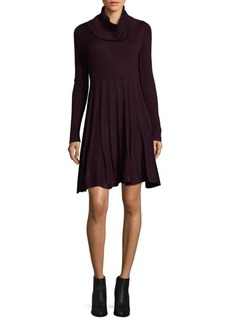 Calvin Klein Pullover Cowlneck Dress