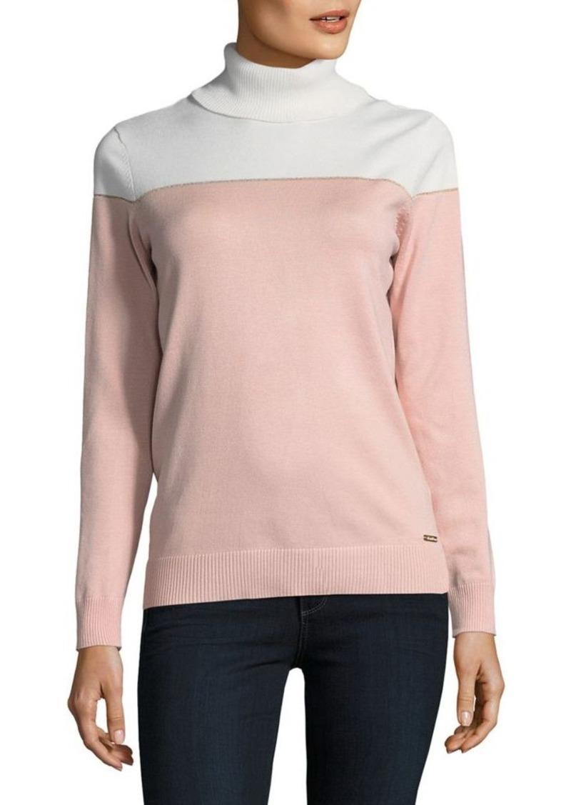 Calvin Klein Calvin Klein Pullover Turtleneck Sweater | Sweaters ...