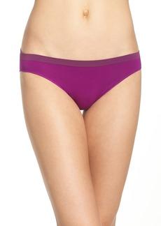 Calvin Klein 'Pure' Seamless Bikini (3 for $30)