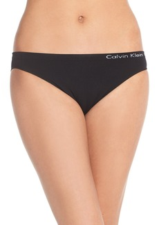 Calvin Klein 'Pure' Seamless Bikini (3 for $33)