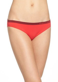 Calvin Klein 'Pure' Seamless Bikini