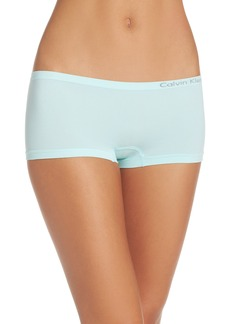 Calvin Klein Pure Seamless Boyshorts (3 for $33)