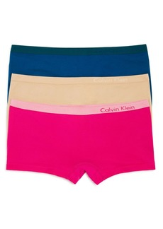 Calvin Klein Pure Seamless Hipsters, Set of 3
