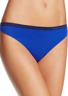Calvin Klein Pure Seamless Thong #QD3544