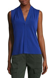 Calvin Klein Pysp V-Neck Top