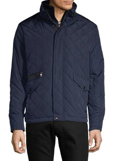 Calvin Klein Quilted Barn Jacket