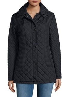 Calvin Klein Quilted Hooded Jacket