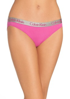 Calvin Klein 'Radiant' Cotton Bikini (3 for $30)