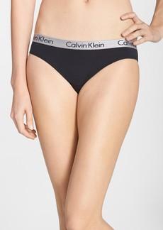 Calvin Klein 'Radiant' Cotton Bikini (3 for $33)