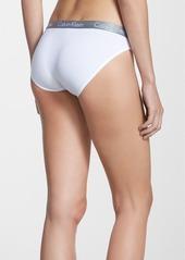 Calvin Klein 'Radiant' Cotton Bikini
