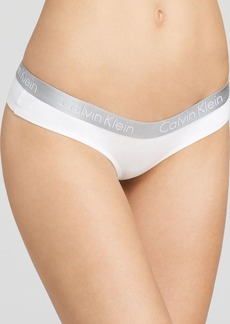 Calvin Klein Radiant Cotton Thong #QD3539