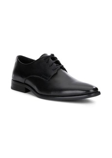 Calvin Klein Ramses Solid Leather Derby Shoes