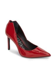 Calvin Klein Randa Pointy Toe Pump (Women)