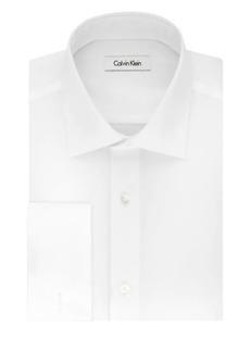 Calvin Klein Regular-Fit French Cuff Dress Shirt