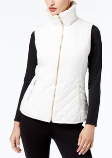Calvin Klein Reversible Faux-Fur Puffer Vest