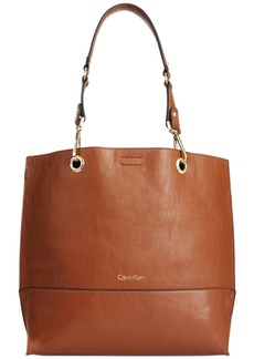 Calvin Klein Reversible Novelty Tote with Pouch