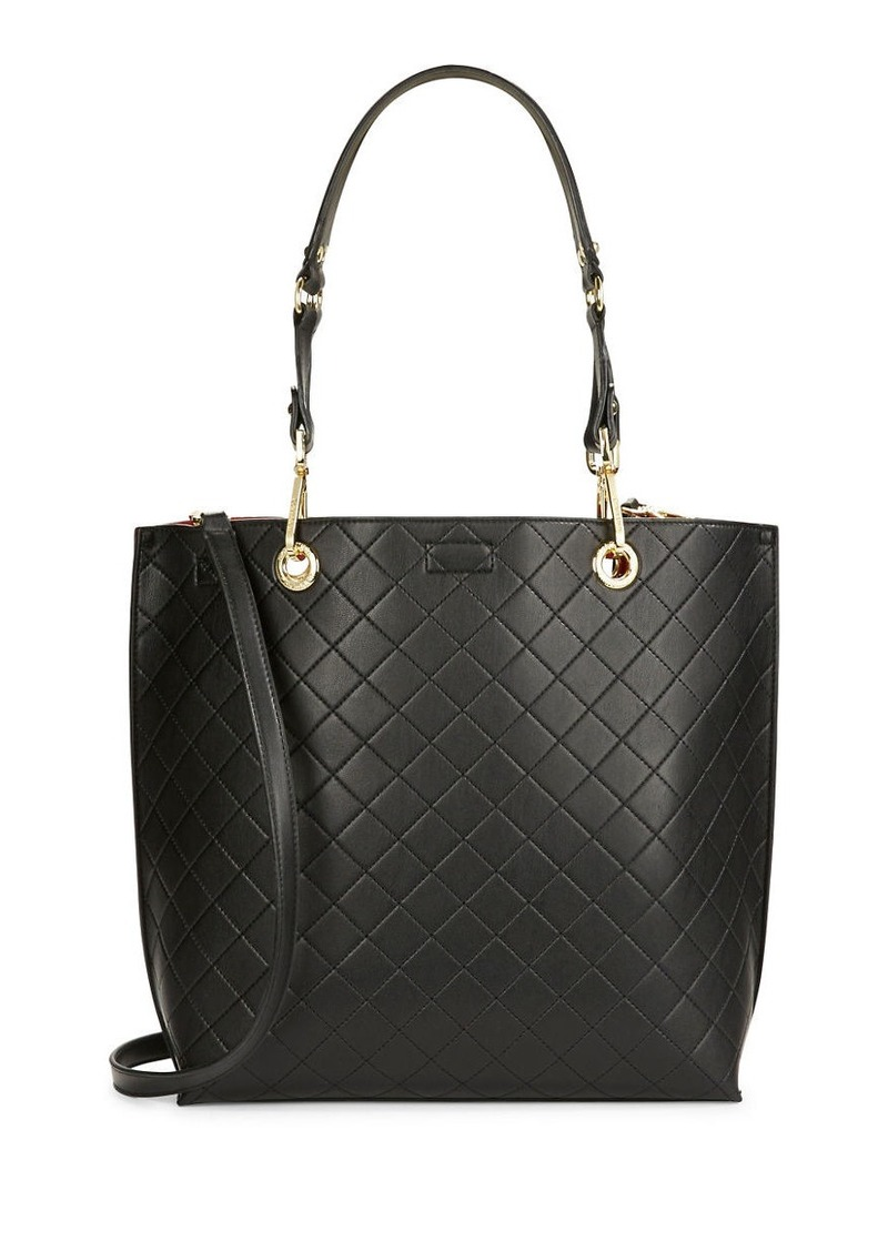 33be65c6f5 Calvin Klein CALVIN KLEIN Reversible Quilted Tote Now  56.70