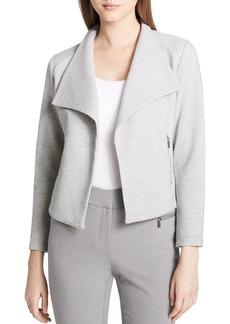 Calvin Klein Ribbed Flyaway Jacket
